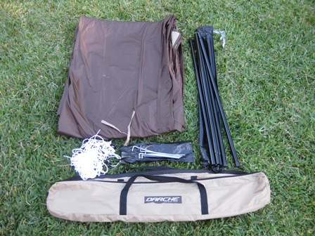 Darche camp shelter kit