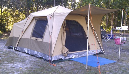 Black Wolf Turbo Plus 300 tent