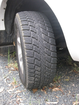 Cooper Tires Atr Or Bf Goodrich All Terrain T A On Toyota