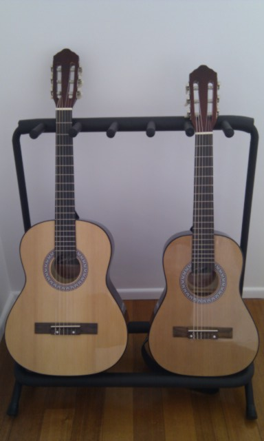 Jose Ferrer El Primo classical guitars