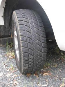 Cooper Tires Discoverer ATR fitted to a Toyota Prado