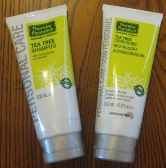 Thursday Plantation tea tree shampoo and conditioner is the best head lice prevention