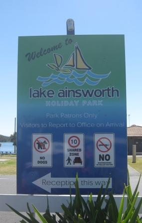 Welcome to Lake Ainsworth Holiday Park