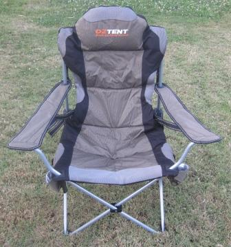 Oztent King Goanna chair